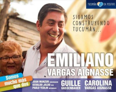 Liberaron a Vargas Aignasse tras ser detenido con marihuana