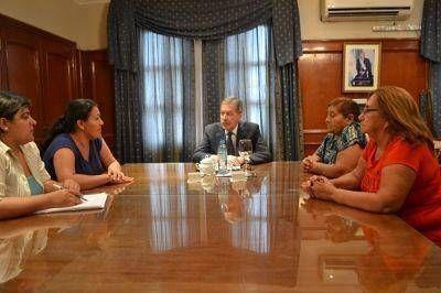 La Federación de Agricultura Familiar mantuvo una reunión con el Jefe de Gabinete