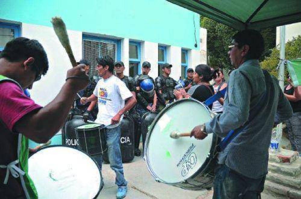 Detuvieron al líder de la CTA de Río Negro