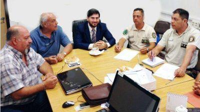 Municipalidad y Policía Rural refuerzan controles
