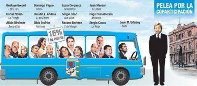 Frigerio abre a gobernadores más ventanillas de obra
