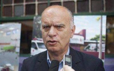 Grindetti a D�az P�rez: �Nos critica por ser oposici�n, uno espera que sea constructiva�