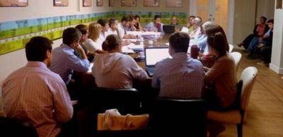 En el día de ayer se reunieron la Comisión de Política Económica y la Comisión de Infraestructura