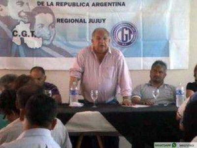 Fuerte respaldo de la CGT Jujuy a la gestión de Gerardo Morales