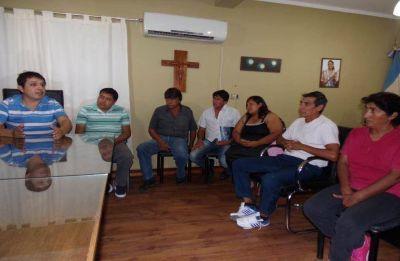 """Delegados municipales con su """"caja chica"""""""