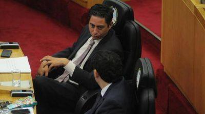 Legisladores de la oposición exigen sanciones para Vargas Aignasse