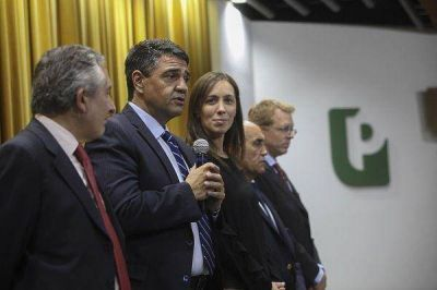 Jorge Macri asumi� como nuevo presidente del Grupo Provincia