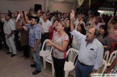 Contundente triunfo del peronismo renovador en el congreso partidario del PJ