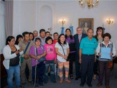 ENTREGARON PERSONERÍA JURÍDICA A CINCO COMUNIDADES ABORÍGENES DE JUJUY