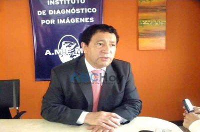 Escudero dice que la tasa de seguridad es inconstitucional