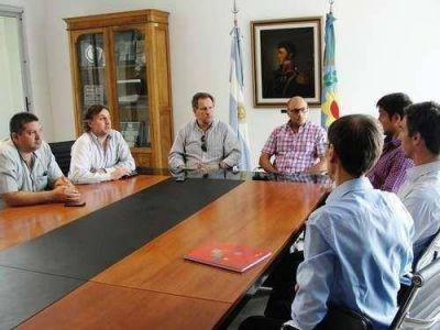 Comenzó el trabajo de revisión administrativa de la Municipalidad