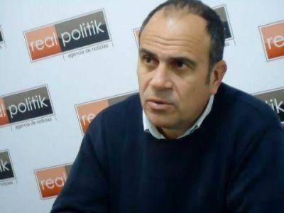 """Marcelo Martínez: """"A partir de diciembre la Ceamse no puede enterrar más residuos en Ensenada"""""""