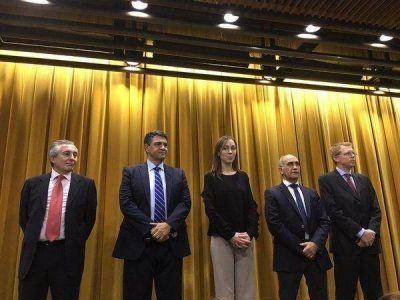 Asumió Jorge Macri como presidente del Grupo BAPRO