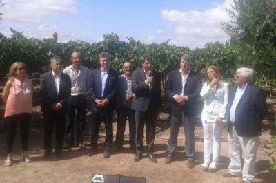 Desde Mendoza, Macri instó a