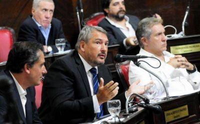 El senador Jorge D'Onofrio también se anota para presidir el PJ local