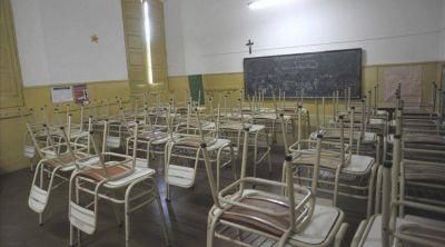 Los gremios docentes provinciales pediran hasta un 40% de incremento