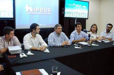 En reunión con el IPDUV, la Nación comprometió saldar los certificados adeudados