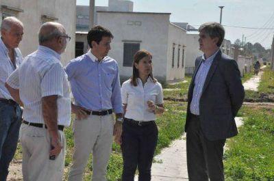 Naci�n quiere construir nueva relaci�n con Corrientes en materia de viviendas