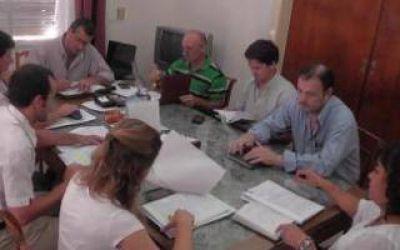 Rauch: El Intendente Suescun recibi� a concejales de Cambiemos