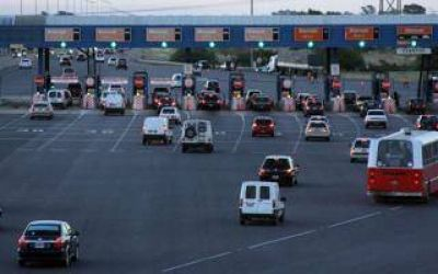 Ya rige aumento del 50% en peajes de la Autopista Buenos Aires - La Plata