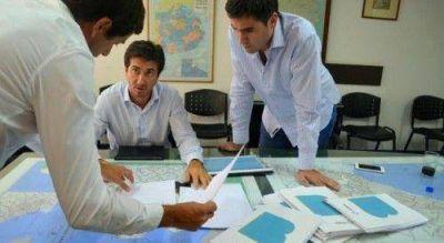 Manuel Mosca apunta al trabajo en conjunto Provincia-municipio para la realizaci�n de obras