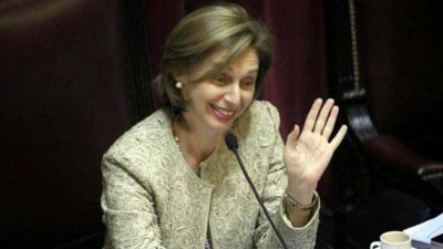 El peronismo local debate qué hacer con su presidenta Betty Alperovich