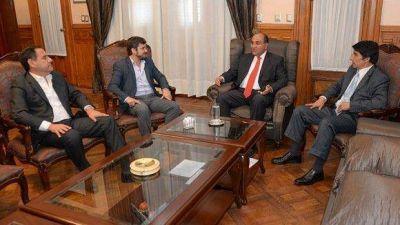 Manzur y Campero coincidieron en el reclamo por los fondos coparticipables federales