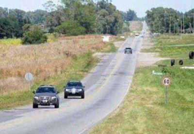 Rago pidió la inclusión de la Ruta 88 en el plan de obras para este año