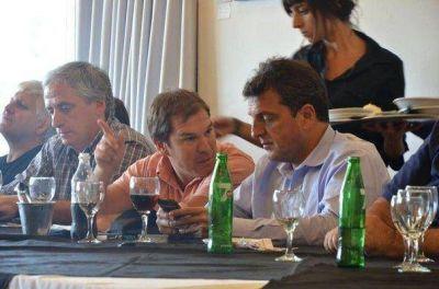 Miramar: Sergio Massa encabezó la reunión con Intendentes, Concejales, y Legisladores