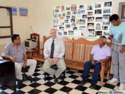 Seguridad: decidido trabajo del Gobierno en territorio con municipios y policía