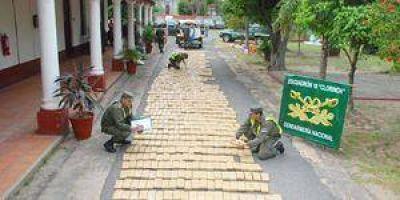 Formosa, clave en la ruta del narcotráfico