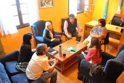 Tolhuin y la provincia profundizarán la política social