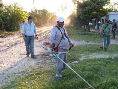 """En la lucha contra el dengue, """"basurales cero"""", reclamo Olivera"""
