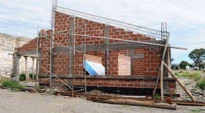 Preocupa la paralización de la obra pública en la Provincia