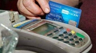 Está parado el envío de fondos para el pago de tarjetas Pro-Familia
