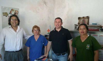 Seguimiento y control en hospitales y postas sanitarias de la provincia