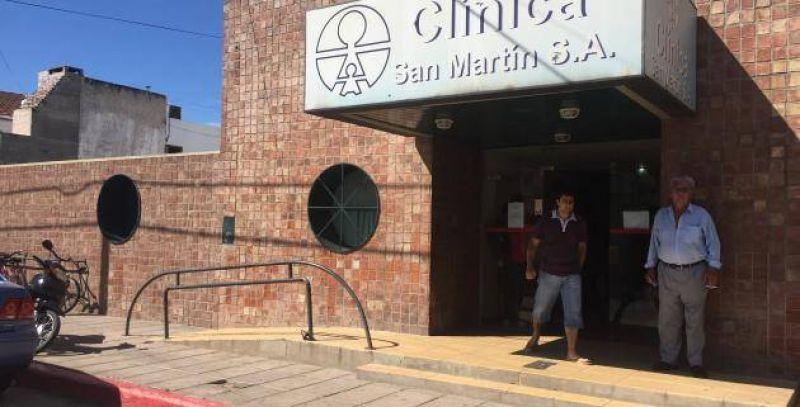 Clínica San Martín: Cumplieron el acuerdo y levantaron el paro