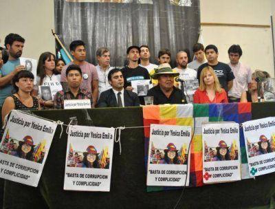 """Familiares de Emilia Uscamayta convocaron a una marcha para el miércoles: """"No nos vamos a callar"""""""