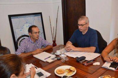 Oscar Ibáñez es el nuevo Secretario de Desarrollo Humano