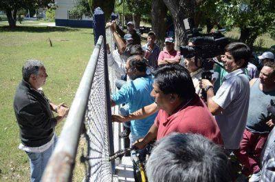 META AZUL: LAS CÁMARAS FUERON APAGADAS Y TODO CONTINUARÁ ESTE MARTES EN EL MINISTERIO DE TRABAJO