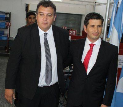 Diego Dos Santos y Daniel Hern�ndez ya son nuevas autoridades del PAMI Formosa