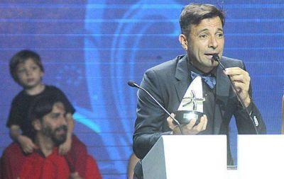 Martín Bossi, Estrella de Mar de Oro