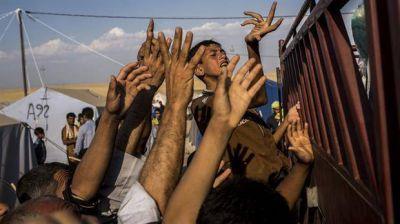 La peor arma: el hambre arrasa en las guerras de Medio Oriente