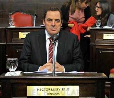 Vitale presentó un pedido de informes por hechos delictivos