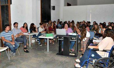 La Mesa Local contra la Violencia Familiar y de G�nero tuvo su primera reuni�n