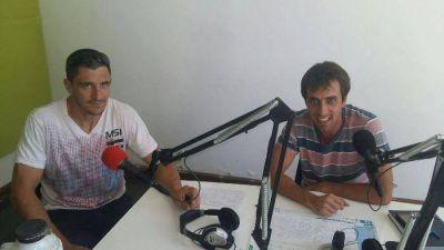 M�ndez y Tosca informaron sobre la intensa actividad de la Subsecretar�a de Deportes