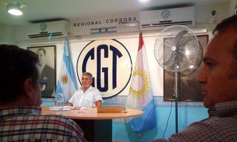 La CGT Córdoba entró en