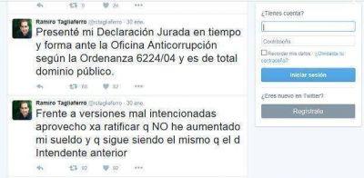 El kirchnerismo carga duro contra Tagliaferro, que contestó en Twitter