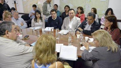 Concejales, vecinos y entidades de diversidad sexual analizaron la creación de la zona roja en Salta