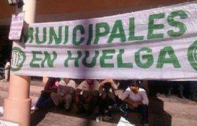 Crisis municipal en Salta: Osvaldo Garc�a y los millones de la municipalidad no aparecen